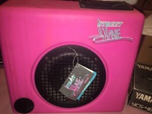 Street Wave Hot Pink Stillwater TR800 Speaker