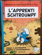 L'Apprenti Schtroumpf - Peyo - BD