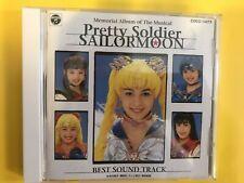 Pretty Soldier SAILOR MOON Memorial Album of Musical Sound Track CD Japan w/obi