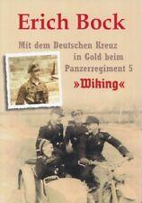 Erich Bock - Division Wiking - DKiG - Ostfront  - Tscherkassy - Panzerregiment 5