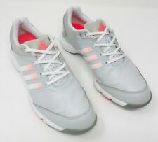 Adidas Women's Golf AdiPower Traxion Boost Clear Grey/Running  Golf Shoes Size 7