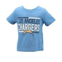 Los Angeles Chargers Official NFL Apparel Infant Toddler T-Shirt New with Tags