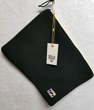 Billabong Rollin Deep Tablet Sleeve With Zipper- Accessory- Black