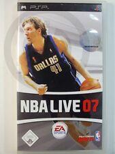 SONY PSP GIOCO NBA LIVE 07, usato ma bene