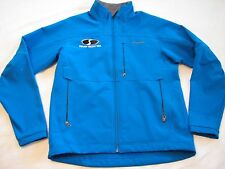 PATAGONIA Men's Medium Blue SoftShell Jacket-NICE