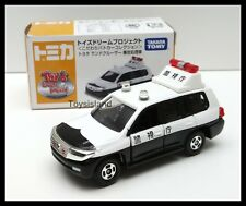 TOMICA LIMITED TOY'S DREAM PROJECT TOYOTA LAND CRUISER POLICE CAR 1/65 TOMY 85
