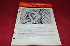 Massey Ferguson 74 Plow Product Information Dealer's Brochure SMPA