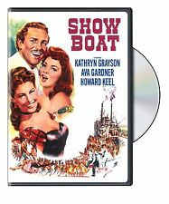 SHOW BOAT (1951 Howard Keel) -  DVD - Region 2 UK Compatible - New & sealed