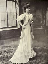 Renee Felyne (1884 - 1910) Actrice théâtre des Bouffes Parisiens Paris France