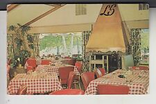 Dining Room of Lake Shore Restaurant & Motel North Livermore  Maine ME