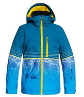 Quiksilver Boys Silvertip Insulated Ski Snowboarding Jacket,Size XL(14 Boys) NWT