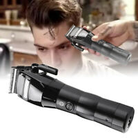 Pro Electric Rechargeable Hair Clipper 3MM 6MM 9MM 12MM Trimmer Haircut Shaver