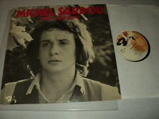 MICHEL SARDOU 33 TOURS FRANCE PETIT/LES RICAINS BARCLAY 920.254T