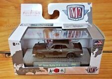 M2 MACHINES AUTO JAPAN MATT BLACK 1971 NISSAN SKYLINE GT-R JPN02 17-96 (A+/A+
