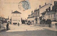 LOUHANS - Place st-Jean