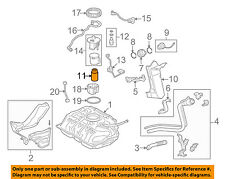 Scion TOYOTA OEM 13-14 xD-Fuel Pump 2322037101