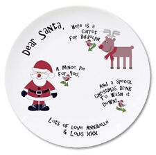 Children's Christmas Theme Bowls, Plates and Cups