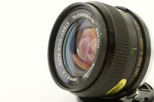Vivitar 28mm 1:2 (Olympus OM mount)
