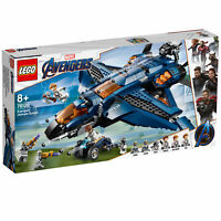 76126 LEGO Avengers Ultimate Quinjet Marvel Comics Super Heroes 838 Pieces Age 8
