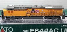 N Scale KATO ES44AC 'Union Pacific' DCC Ready Item #176-8932