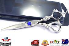 Professional 440C Dragon Handle Scissors Hair Cutting Barber Beauty Salon Shears