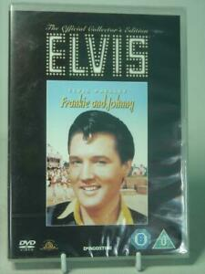 DeAgostini Elvis Presley FRANKIE AND JOHNNY DVD SEALED
