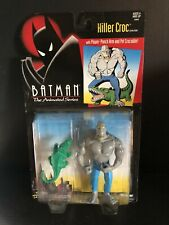 Batman The Animated Series Action Figure Killer Croc Toy Kenner