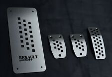 PEDALES RENAULT TWINGO II ACCESS RED BULL RS GT F1 SPORT GORDINI INITIALE TC CUP