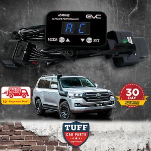 Toyota Landcruiser 200 Series 2007 - 2021 iDrive Black EVC Throttle Controller