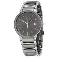 Rado Centrix Grey Dial Stainless Steel Mens Watch R30927132