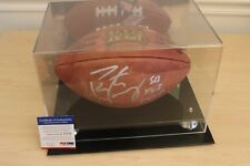 PEYTON MANNING Autographed Super Bowl XLI Duke Football - PSA/DNA, Steiner COAs