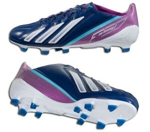 BRAND NEW - Adidas F50 adizero miCoach 2 Leather SG (TOP SPEC) - UK Size 12