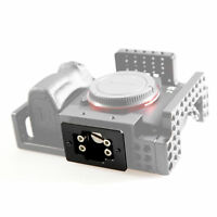 SmallRig Cinema Arca Swiss QR Plate for 15mm Rail Support System Baseplate -1710