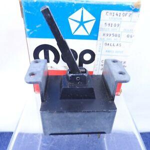 NOS 2 Speed Wiper Switch Intermittent 1978-1985 Dodge Truck D100-D300 Ramcharger