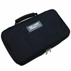 Delkim Black Box Storage Case -Txi-D or EV-D Bite Alarm Accessories *NEW*Fishing