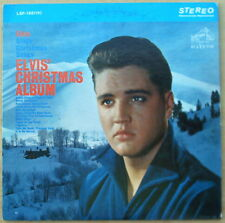 Scarce Elvis' Christmas Album - Deep Groove Dog on Top - VG+