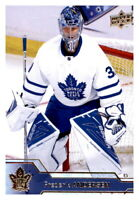 2016-17 Upper Deck Hockey #421 Frederik Andersen Toronto Maple Leafs