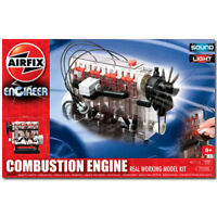 AIRFIX A42509 Engineer Internal Combustion Engine working Model Kit