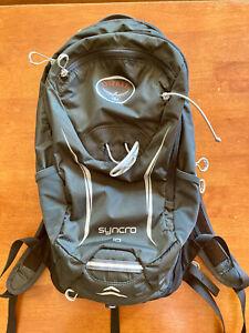 Osprey Syncro 10 Hydration Pack - Gray - M/L - No Bladder