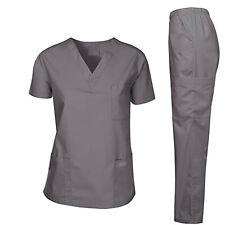 Lincraft Doctor/ Nurse Scrub Set, Men/ Women Scrub, Half Sleeves, Super Soft