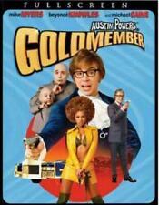 Austin Powers in Goldmember Fullscreen infinifilm Dvd