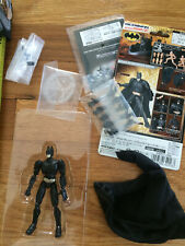 Lot of 3 Takara Microman Batman Begins + Catwoman + Ras al Ghul  4'' figures