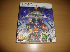 KINGDOM HEARTS - HD 2.5 REMIX LIMITED EDITION PARA LA SONY PS3 NUEVO PRECINTADO
