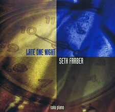Seth Farber - Late one Night CD ( 13 Track ) 1995