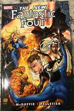 Marvel Comics Graphic Novel, The New Fantastic Four, 2007