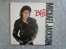 Michael Jackson – Bad 1987 GATEFOLD PROMO NEAR MINT
