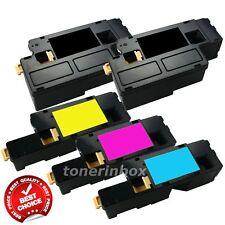 5-Pack Toner Set for Xerox WorkCentre 6027 6025 Phaser 6022 6020 106R02759