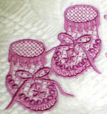 Impresionante Encaje hermano Pes Embroidery Designs hermano Máquina. en Cd
