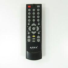 New listing Apex Tv Converter Box Remote Control Dt502 Dt250 Dt250A Dt502A