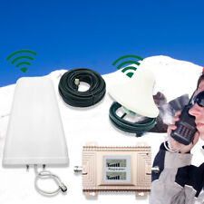 Hohe Qualität 900/1800 DCS  Repeater Booster Komplett Set mit Antenne Neu!